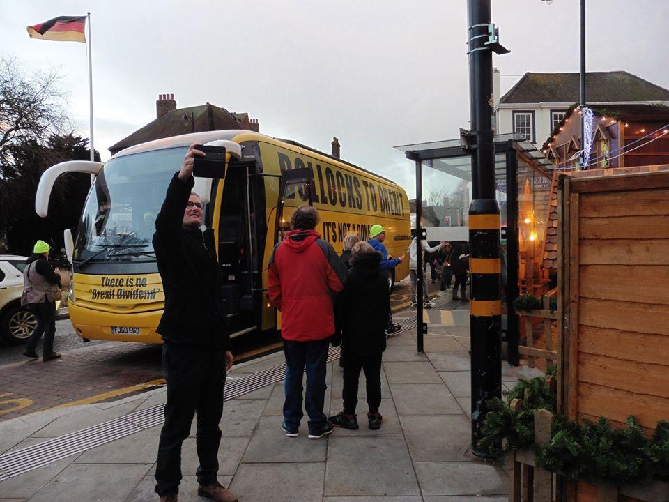 bollocks bus b