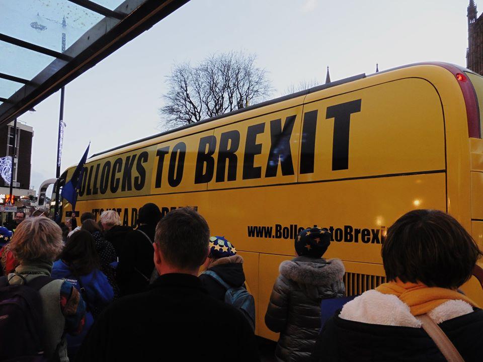 bollocks bus a
